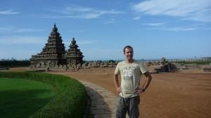 Temple de la plage de Mamallapuram