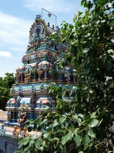 Un temple au detour de notre chemin