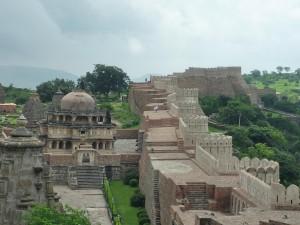 Imposant site de Kumbalgarh
