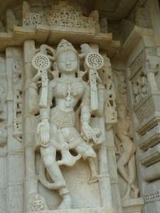 Tiens, un temple Jain