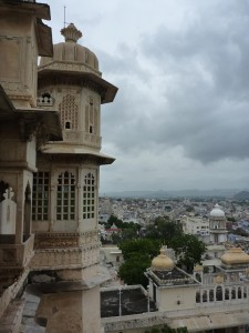 Le City Palace d'Udaipur