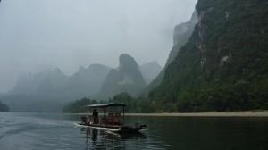 Les bamboos rafts