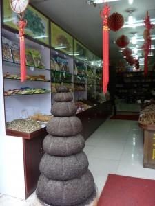 Le fameux the du Yunnan