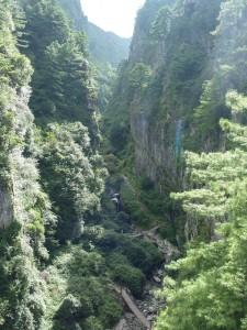 Les gorges du Qigqi