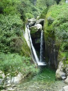 Cascades limpides
