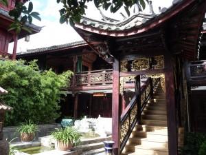Un petit hotel a Lijiang