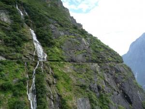 Traversee de cascades