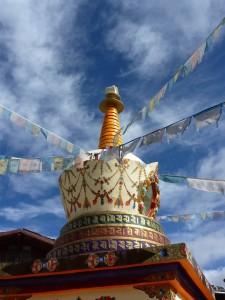 On se croirait presque au Tibet...