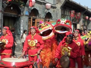 Festival a Pingyao