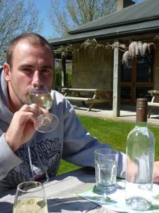 En degustation : Sauvignon Blanc Reserve