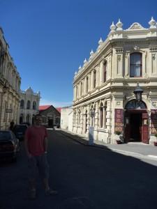 Quartier victorien, Oamaru