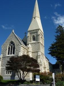 Eglise d'Oamaru